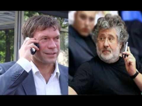 Переговоры Коломойского и Царева